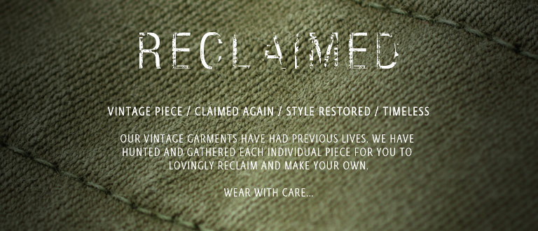 Reclaimed Vintage | Vintage clothing, vintage accessories | ASOS