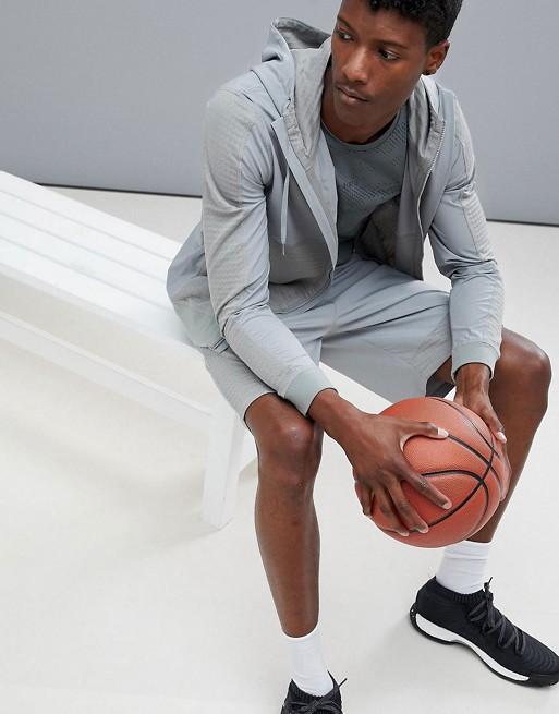 ASOS 4505 – Szary zestaw ubrań do koszykówki
