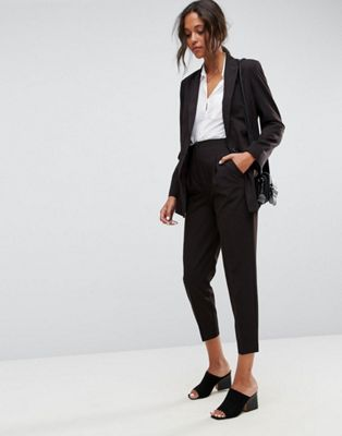 ASOS Tailored Mix & Match Suit in Black