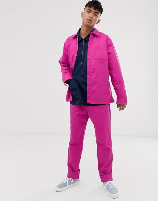 Фиолетовый комплект M.C.Overalls Polycotton