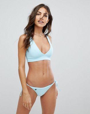 Maaji - Allure - Bikini réversible 4 positions - Bleu cristallin