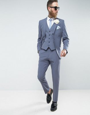 Selected Homme Slim Wedding Suit With Stretch