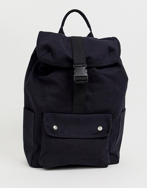 Mi-Pac Trek backpack in black
