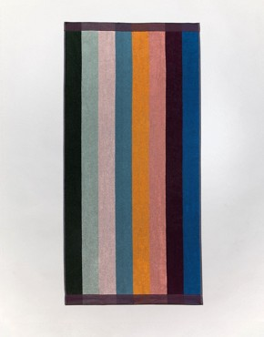 Paul Smith Artist Stripe Beach Towel - Multistripe