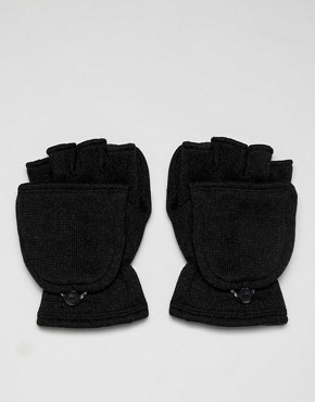Patagonia Better Sweater Gloves in Black