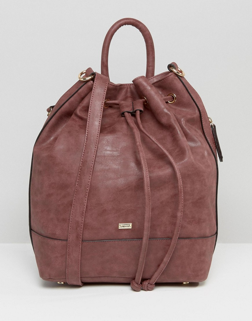Lavand Backpack - Red