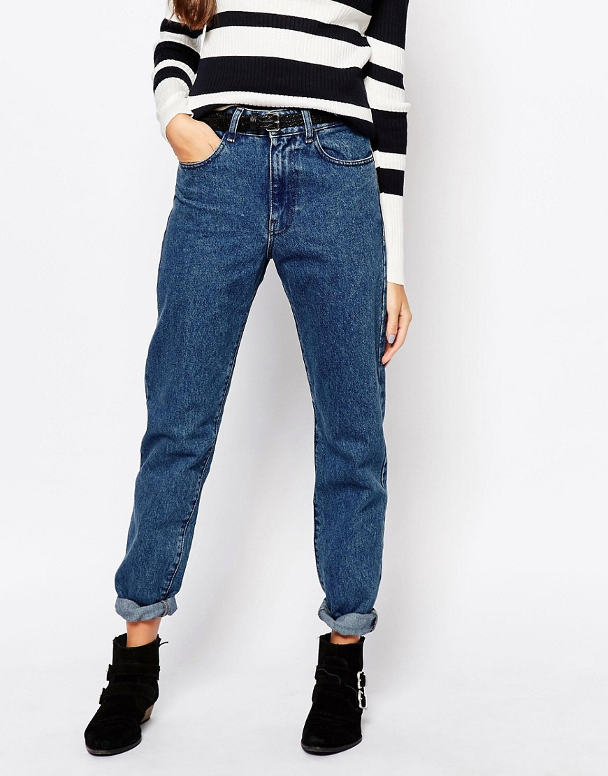 Image 1 of Pimkie Highwaist Mom Jeans