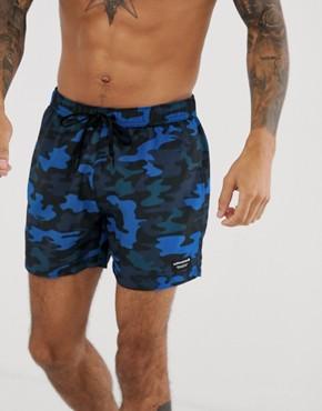 Bjorn Borg Sylvester camo print swim shorts