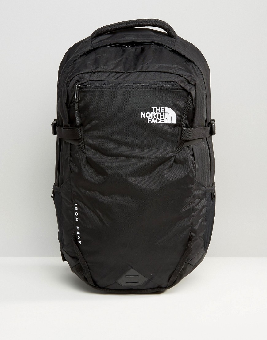 The North Face Iron Peak Backpack In Black - Black
