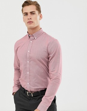 Ben Sherman Micro Gingham Shirt