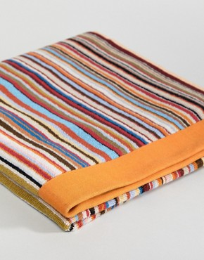 Paul Smith Stripe Beach Towel - Multistripe