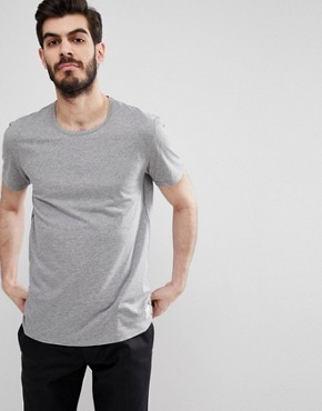 Paul Smith Lounge Jersey T-Shirt In Dark Grey SUIT 2 - Dark grey