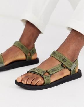 Teva Original Universal tech sandals in khaki
