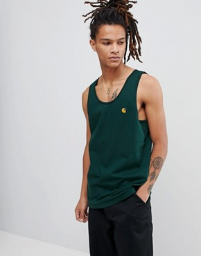 Carhartt WIP Chase Vest - Green