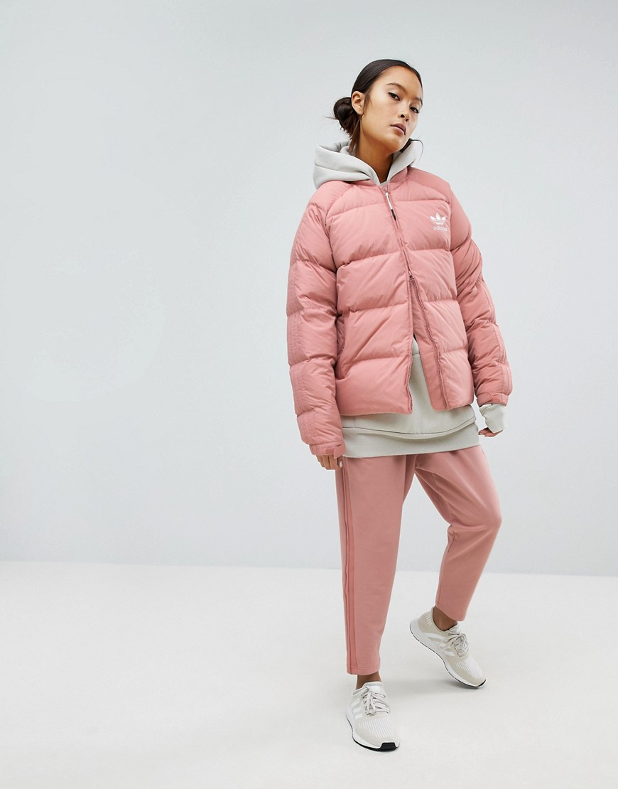 Cappotti Moda Abbigliamento Adidas Alla Giacche Donna Originals E HwS0n75q 9e0ed766f3a
