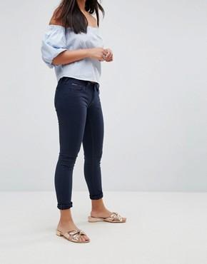 Tommy Hilfiger Denim Sophie Low Rise Skinny Jeans - Dress blues