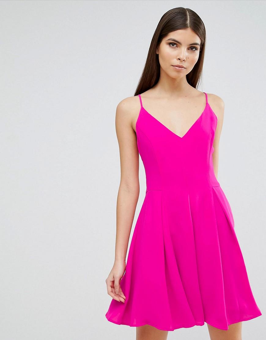 Greylin Silivia A-Line Dress