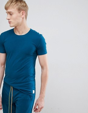 Paul Smith lounge jersey t-shirt in teal - Teal