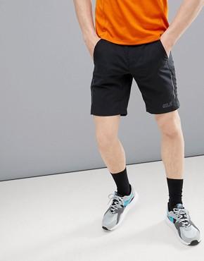 Jack Wolfskin Passion Trail XT Shorts In Black - Black