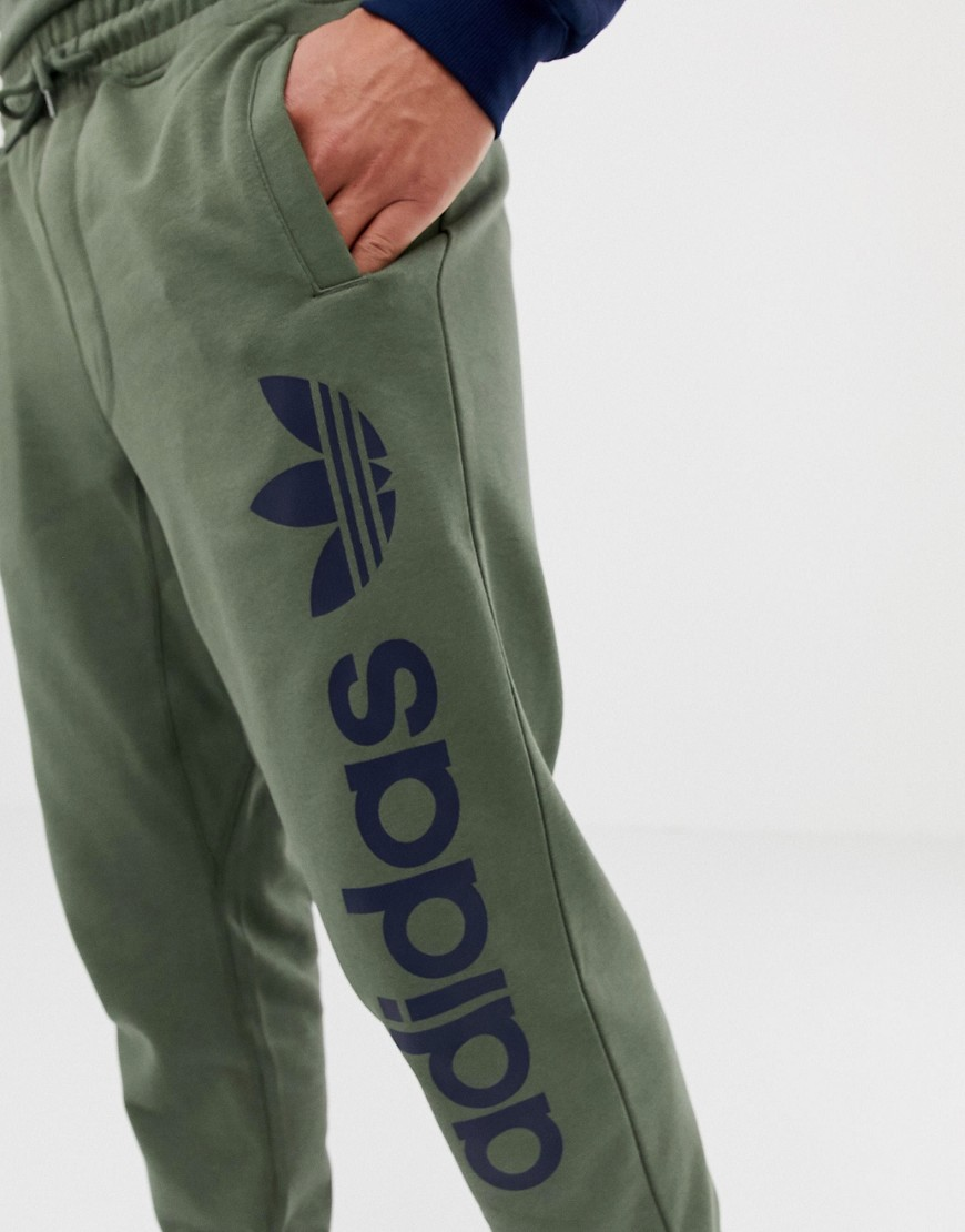 adidas Skateboarding BB Joggers In Green DH3866