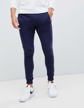 Blend slim fit joggers in blue