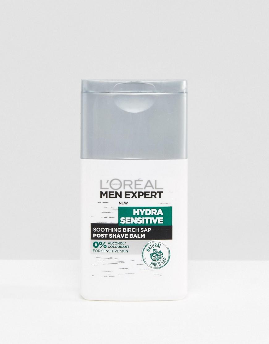 l'oreal men expert hydra sensitive post shave balm 125ml - multi