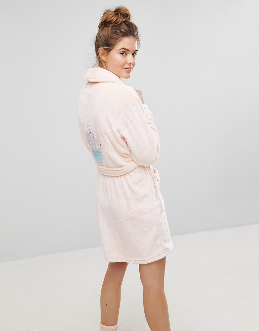 Loungeable Cupcake Robe - Multi