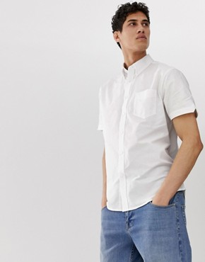 Ben Sherman short sleeved oxford shirt