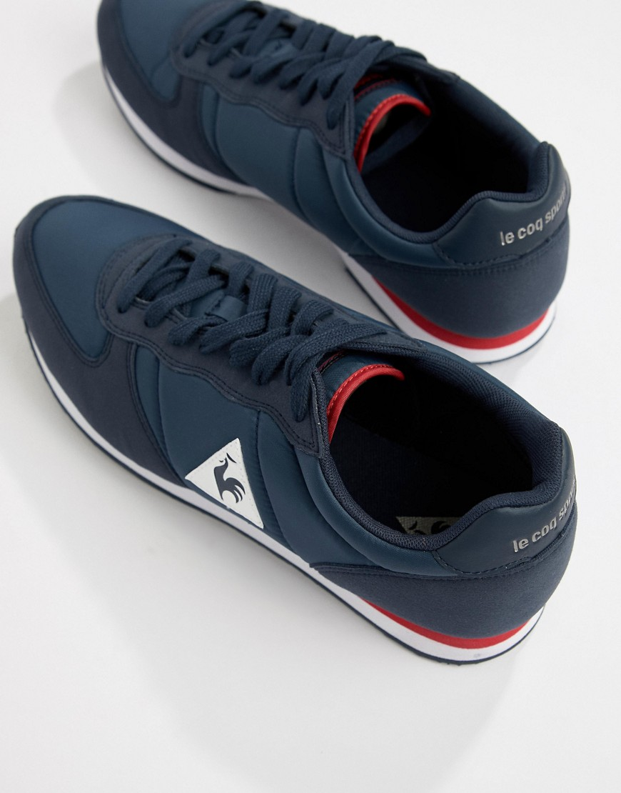 Navy uomo Sneakers in nylon Navy Le Coq Sportif - Onxy