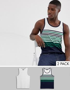 Brave Soul 2 pack vests