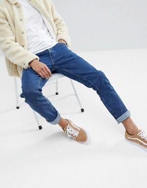 Levi's Line8 slim jeans botany