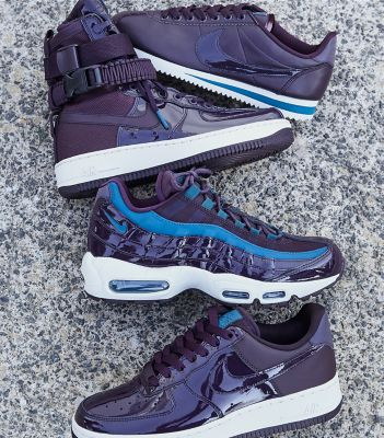 Looped: Sneaker style