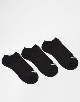 3 пары подследников adidas Originals Adidas