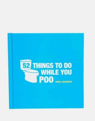 52 Things To Do While You Poo - Livre