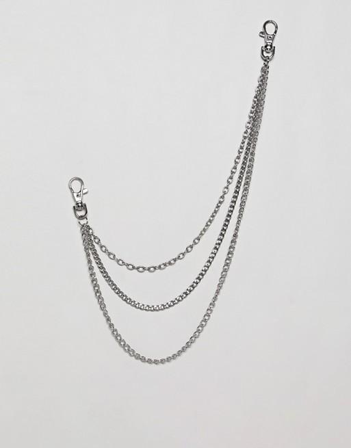 7X triple belt chain