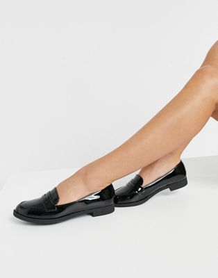 Accessorize – Flache Loafer in Schwarz