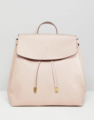 Accessorize Nikki blush backpack