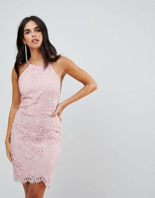 Image 1 of Adelyn Rae Louise Fishtail Sheath Lace Dress