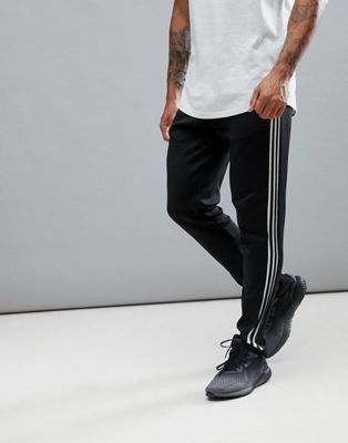 adidas Athletics Knitted Joggers In Black CG2129