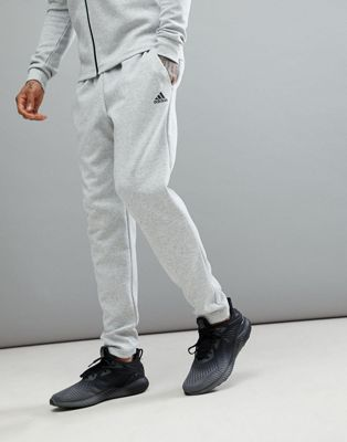 adidas Athletics Stadium Joggers In Grey CW0261