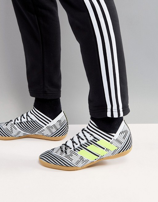 newest c3192 93bd6 Home  Adidas Football Nemeziz Tango 17.3 boots in white bb3653.  image.AlternateText