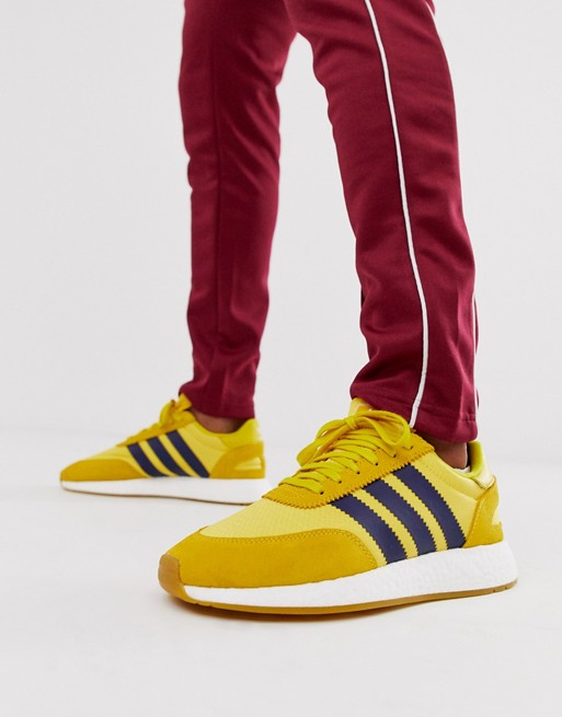 adidas - I-5923 - Sneakers gialle