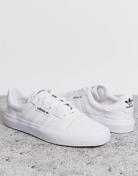 adidas Originals 3MC sneaker in white