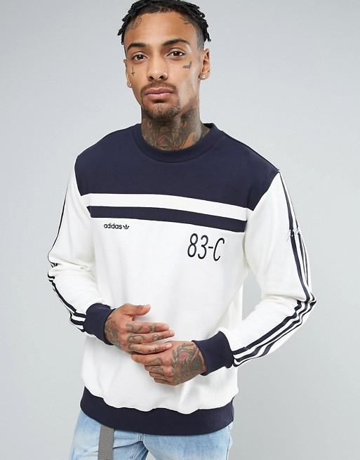 Adidas 83 C in Men's Hoodie & Sweats for sale | eBay