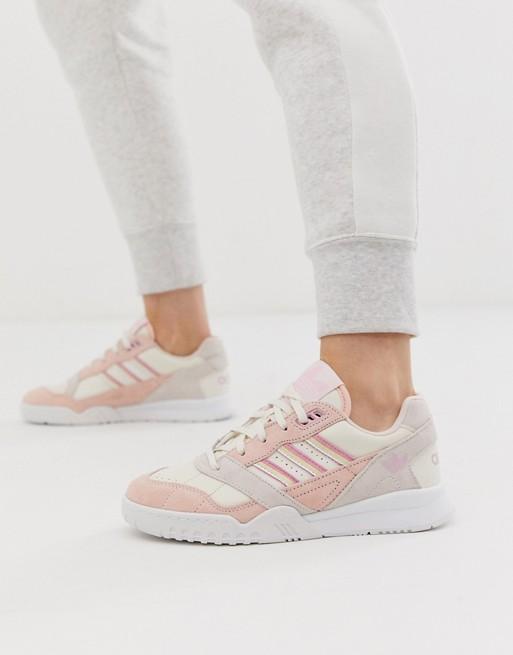 adidas Originals A R Baskets Blanc