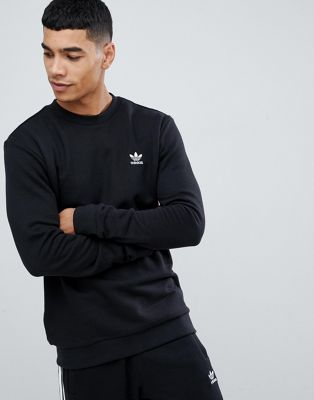 adidas Originals adicolor Sweatshirt In Black CW1232