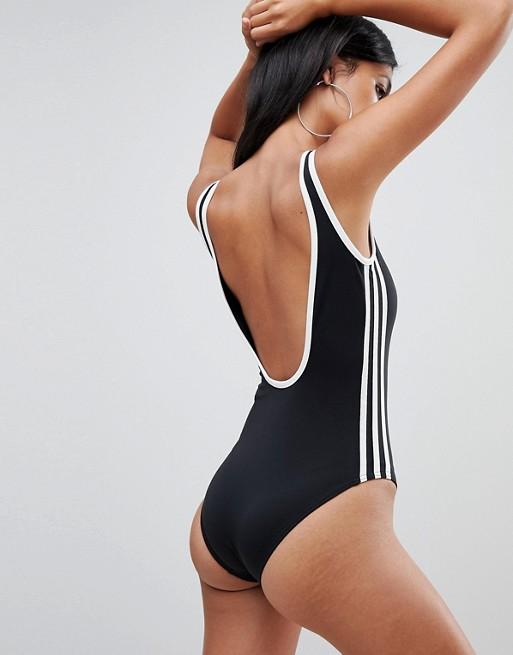 adidas Originals Body 3Stripes Black