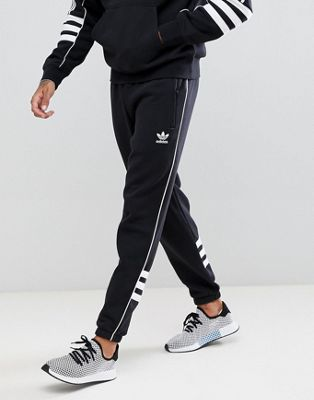 adidas Originals Authentic Joggers In Black DH3857
