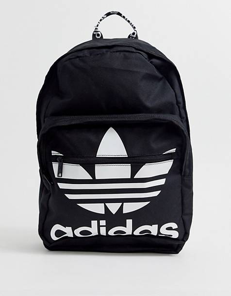 adidas Originals backpack with trefoil logo