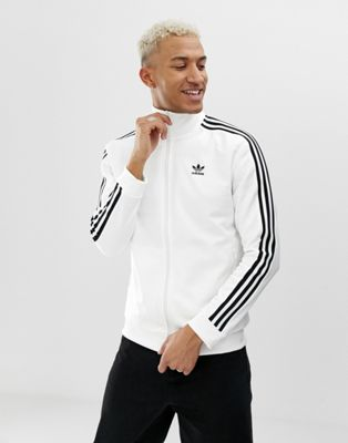 adidas Originals Beckenbauer Track Jacket White